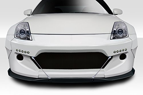 Duraflex Replacement for 2003-2008 Nissan 350Z Z33 RBS Front Bumper - 1 Piece