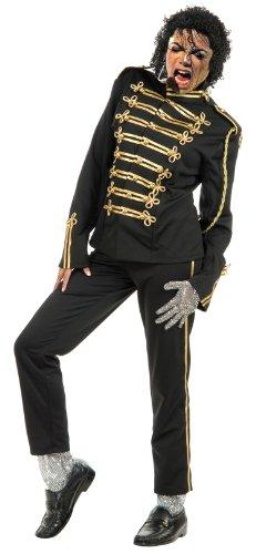 Boys Michael Jackson Military Prince Costume - Large 10-12