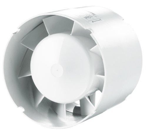 Qualit/ätsprodukt aus Europa Rohreinschubventilator 125mm