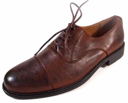 Lalikaer Herren Business Schuhe Gr.39-45 Halbschuhe Budapester Stil  Ledereinlage, Lederfutter, 3b2c5bc337