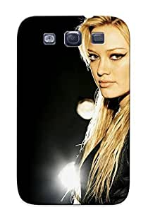 Storydnrmue High-quality Durability Case For Galaxy S3(hilary Duff Sexy)