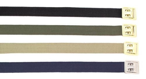 Military Web Belts/Open Face Buckle 1.5