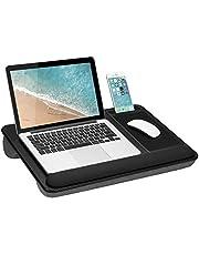 LapGear Home Office Pro Lap Desk - Black Carbon