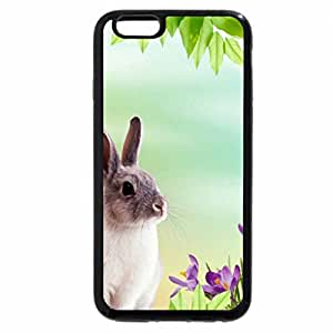 iPhone 6S Plus Case, iPhone 6 Plus Case, Easter rabbit