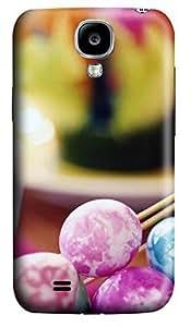 Samsung S4 Case Basket Of Easter Eggs 3D Custom Samsung S4 Case Cover