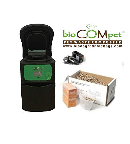 bioCOMpet Home Pet and Kitchen Waste Composter