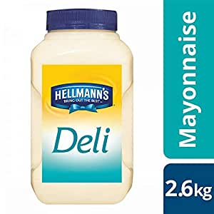 Hellmann's Deli Mayonnaise 2.6kg, 2.6 kg