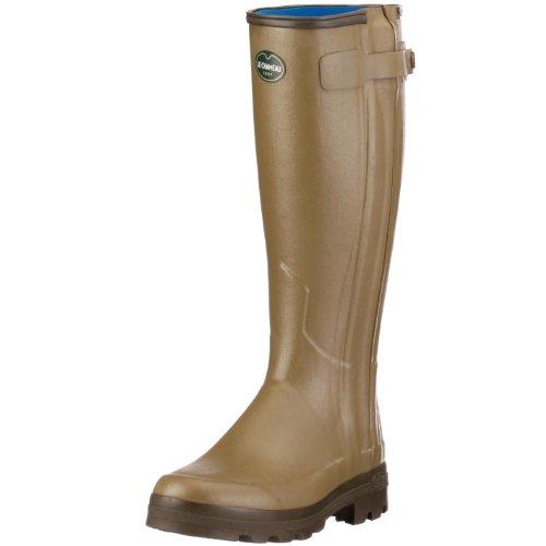 Le Chameau Chasseur Hommes Wellington Boots, green, UK10.5 EU45 US11