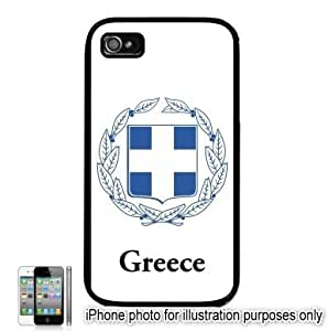 Greece Greek Coat of Arms Flag Emblem Apple Iphone 5s for kids Case Cover Black