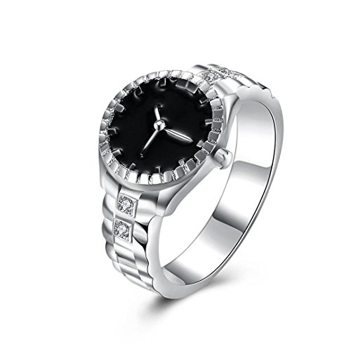 - Womens Mens Dial Quartz Analog Watch Creative Steel Cool Alloy Finger Ring Watch Meyerlbama (10)