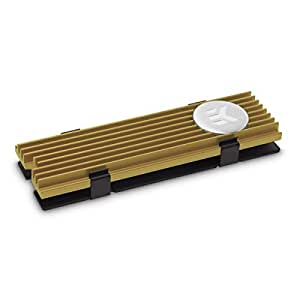 EK Water Blocks EK-M.2 NVMe Passive Cooler - Gold