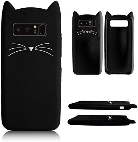 Galaxy Note 8 TPU Funda,MingKun Funda Ultra Slim Case Cover para ...