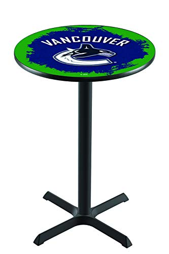 Holland Bar Stool L211 NHL Vancouver Canucks Officially Licensed Pub Table, 28
