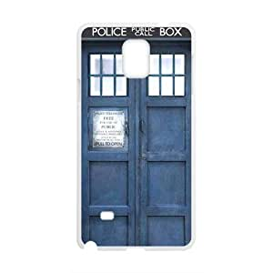 Police Box Hot Seller Stylish Hard Case For Samsung Galaxy Note4