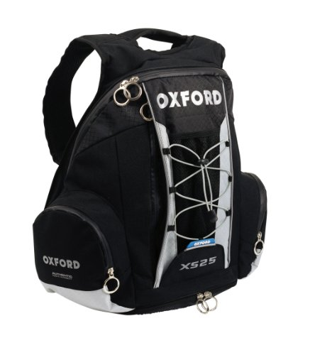 Oxford (OL803) XS25 Motorcycle Riding Waterproof Back Pack, Outdoor Stuffs