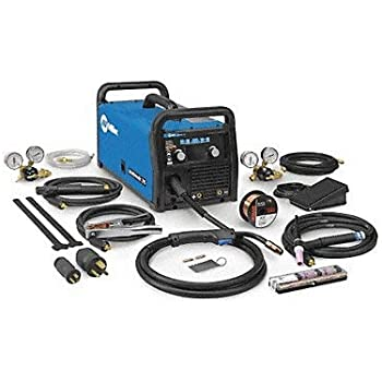 TIG Welder, Diversion 180, 120-240VAC - - Amazon com