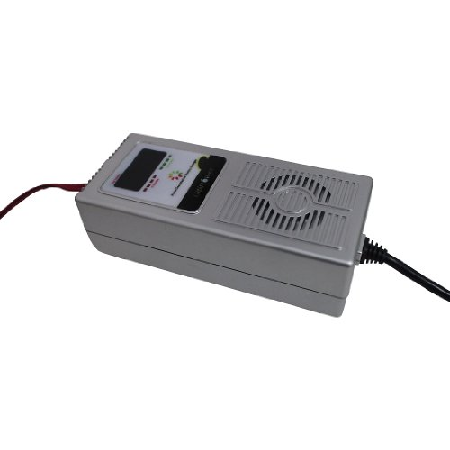 24V 2A Negative Pulse Desulfation powered wheelchair battery charger