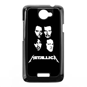 HTC One X Phone Case for Classic Band METALLICA Theme pattern design GCBMAT956617