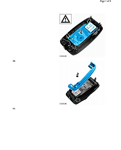 Land Rover Range Rover Sport 10 13 Remote Control Key Fob
