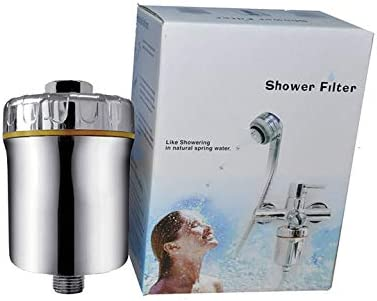Purificador de agua para ducha SHOWER FILTER - HIDRO WATER: Amazon ...