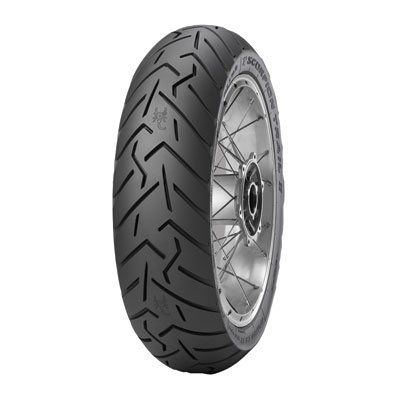 Pirelli Scorpion Trail II Rear Motorcycle Tire 170/60R-17 (72V) for Aprilia Caponord 1200 Rally ABS 2016-2018