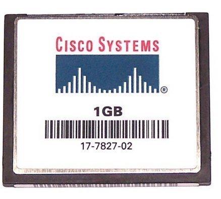 Cisco Genuine 1GB CompactFlash Module