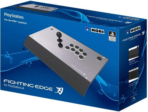HORI Fighting Edge Arcade Fighting Stick for PlayStation 4 Officially Licensed by Sony