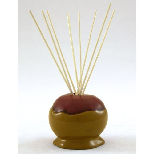 Sweet Scents Reed Diffuser - Caramel (Caramel Reed Diffuser)