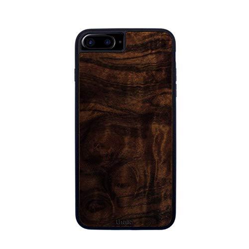 Walnut Burl Phone Case | Thalia Exotic Wood Cases iPhone 6/7/8 Plus (Case Walnut Burl)
