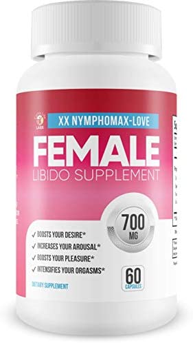NymphoMax Love Proprietary Ingredients Function product image