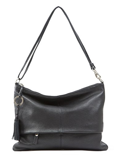 sanctuary-black-tassled-crossbody-bag