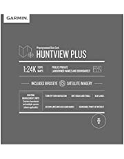 Garmin Huntview Plus, Preloaded microSD Cards with Hunting Management Units for Garmin Handheld GPS Devices
