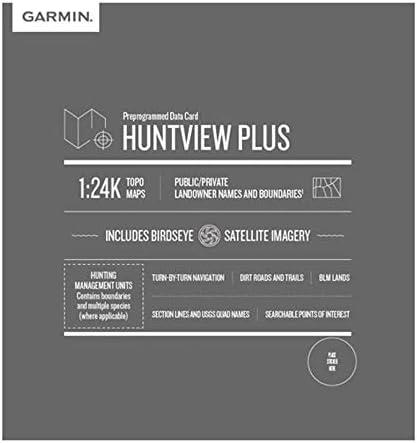 Garmin ARIZONA HuntView State Map SD Card 24K TOPO Birdseye Landowner Hunt View