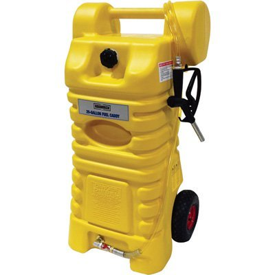 Roughneck Poly Diesel Fuel Caddy - 25-Gal. Capacity by Roughneck