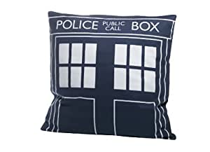 Doctor Who Tardis Design Filled Cushion from BBC Worldwide