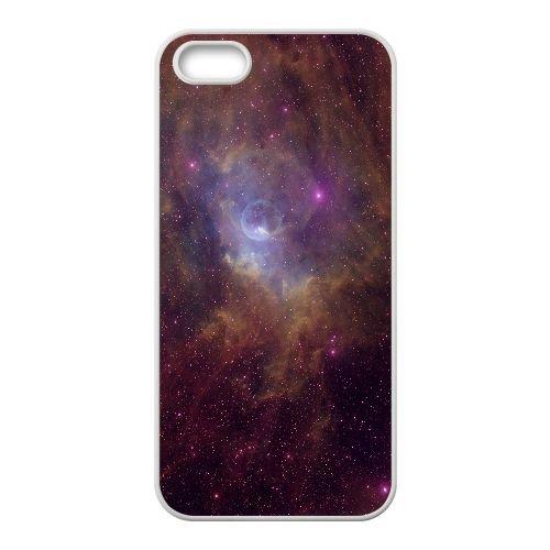 Nebula 3 3 coque iPhone 4 4S Housse Blanc téléphone portable couverture de cas coque EOKXLKNBC21157