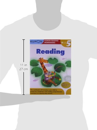 Amazon.com: Grade 5 Reading (Kumon Reading Workbooks ...