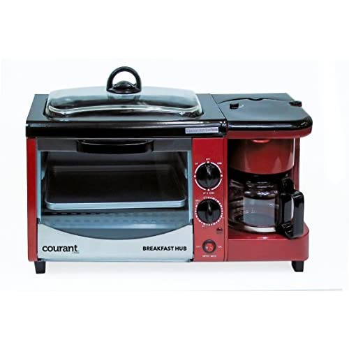 Buying Courant Cbh 4601r 3 In 1 Multifunction Breakfast