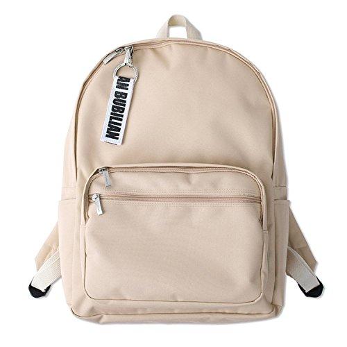 [BUBILIAN] Korea Street Brand / Korea and Japan Best Selling Basic Travel Bag / Student Urban Trendy Backpack / Unisex Backpack