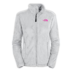 The North Face Osito Jacket Women's High Rise Grey XXL