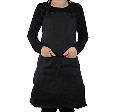 Schürze Kochschürze Latzschürze Arbeitskleidung Partyschürze Küchenschürze für Damen Frauen