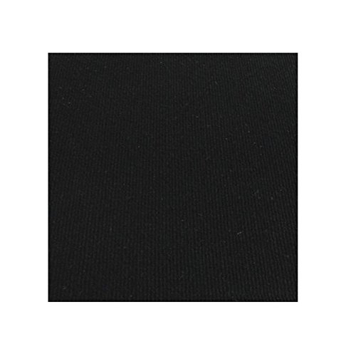 6'x8' Rectangle - BLACK - ECONOMY INDOOR / OUTDOOR CARPET Patio & Pool Area Rugs |Light Weight INDOOR / OUTDOOR Rug - EASY Maintenance - Just Hose Off & Dry! - 10 Colors to Choose From