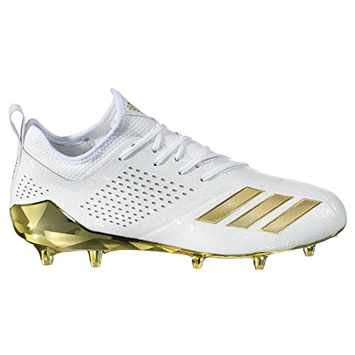 比率住居並外れた(アディダス) adidas メンズ アメリカンフットボール シューズ?靴 adiZERO 5-Star 7.0 7V7 Football Cleats [並行輸入品]