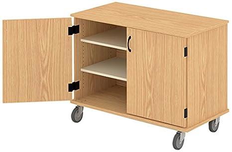 Amazon Com Fleetwood 97 1243 101 002 Cdlelib Encore Storage Cabinet