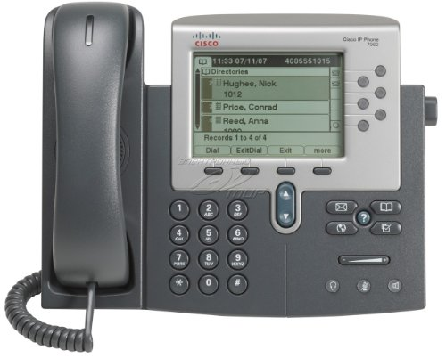Cisco 7962G Unified IP Phone ()