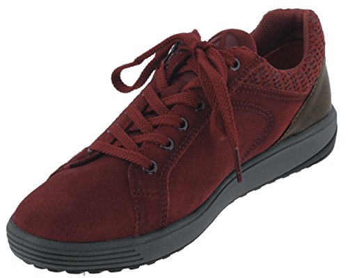 madrigal C Laufschuhe by Nw Winter Dk 48 Mephisto Damen suede Allrounder Red Rot qftHzR