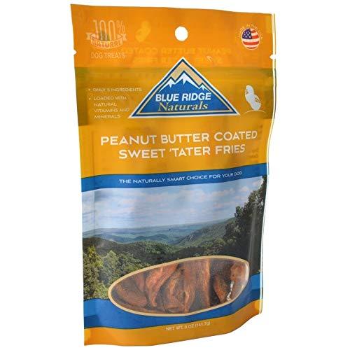 Blue Ridge Naturals Peanut Butter Coated Sweet Tater Fries, 5 oz.