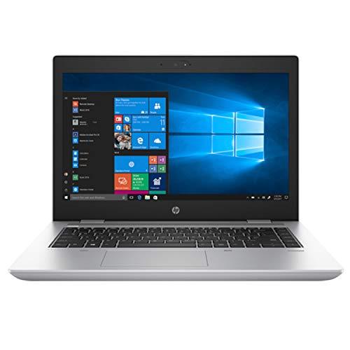 HP ProBook Laptop (AMD Ryzen 7 PRO 2700U Quad-Cores Processor, 64GB RAM, 2TB M.2 SATA SSD + 2TB 2.5 HDD, 14