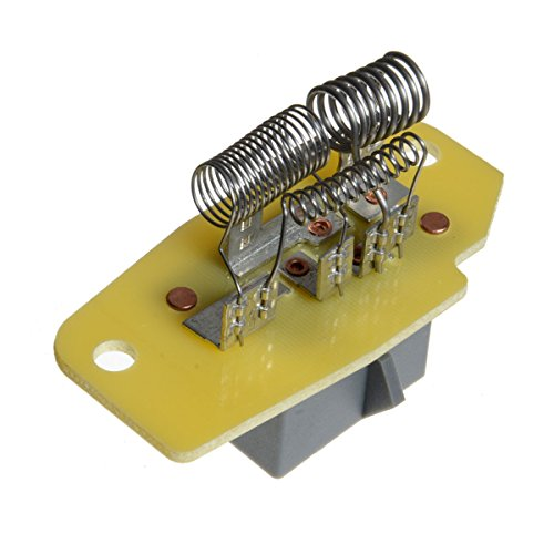 - A-Premium Blower Motor Resistor for Ford E-150 E-250 E-350 E-450 Super Duty F-150 F-250 F-350 F-450 Bronco Aerostar Ranger Mazda B2300 B4000