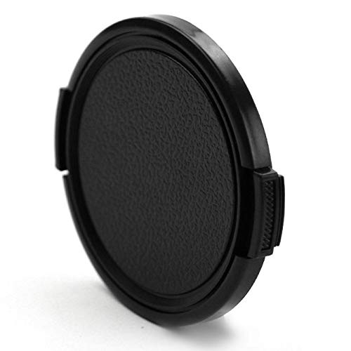 1.8G Snap-On: Abrazadera lateral Cubierta Protectora AF-S DX Nikkor 55 Tapa objetivo frontal compatible con Nikon AF-P DX Nikkor 70-300 mm 4.5-6.3 G ED VR 300mm 4.5-5.6G ED VR 50 mm 1.4G /Ø 58mm